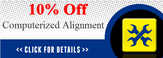 Wheel Alignment Coupon in Bakersfield, CA